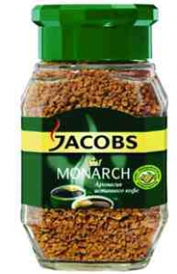 "Кофе ""Jacobs Monarch"" растворимый"