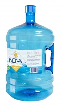 """Питьевая вода """"NOVA aqua"""" 18,9 литров"""