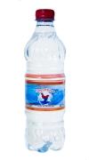 """Питьевая вода """"Городецкая настоящая"""" 0,5 литра газированная"""